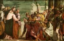 Jesús y el Centurión.