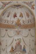Cincinnato: Detalle de una de las hornacinas de la Saleta de los Dioses del Palacio del Infantado. 1578-1580.