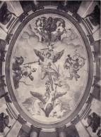 Bóveda de la Sala del Día del Palacio del Infantado, destruida durante la Guerra Civil.