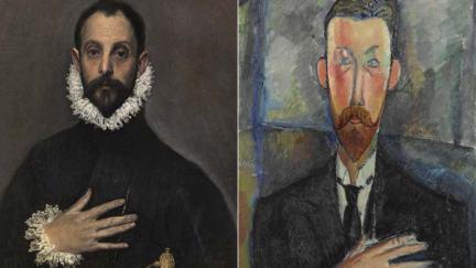 Greco y la Modernidad