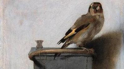 Carel Fabritius: El Jilguero