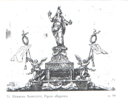 Sebastián Herrera Barnuevo: Fuente de Palas o Minerva. Uffizi, Florencia.