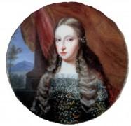 4. Jan Van Kessel II: Mariana de Neoburgo. Madrid, Colección Abelló.