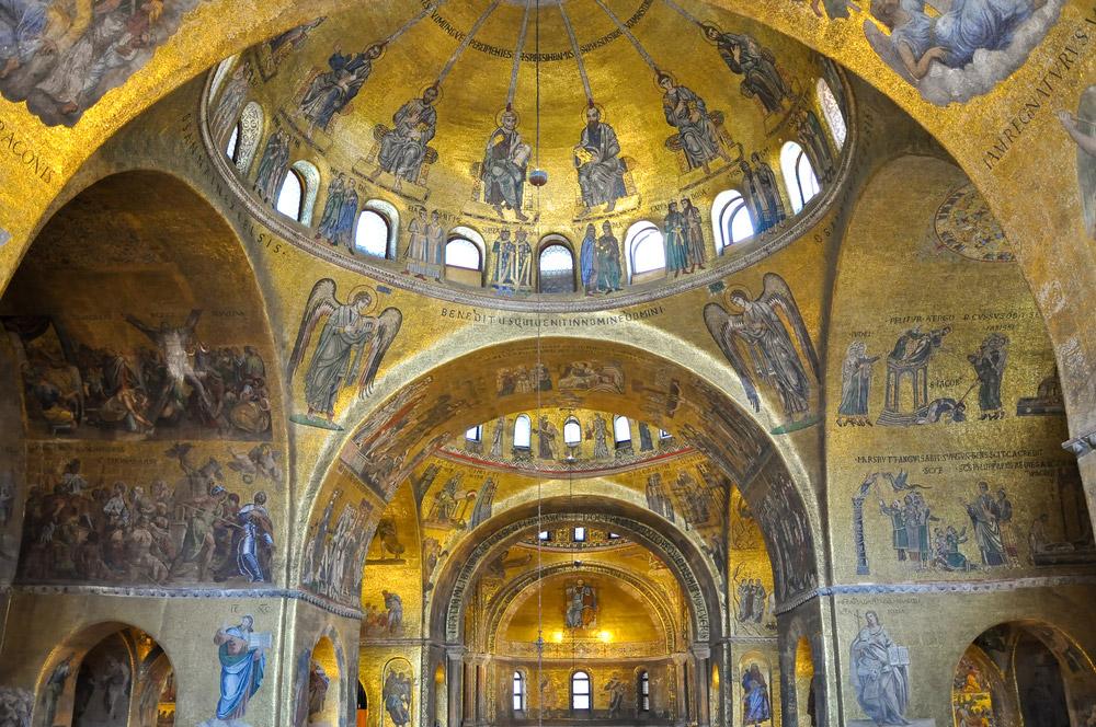 Basilica San Marcos Investigart