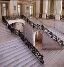 Escalera Imperial del Palacio Real de Aranjuez.
