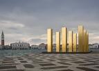 Heinz Mack: The Sky over nine columns.