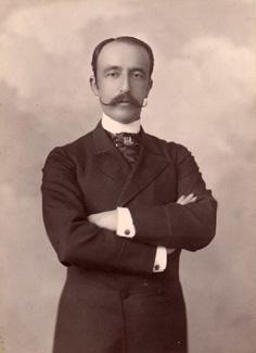 Enrique de Aguilera y Gamboa, XVII marqués de Cerralbo.