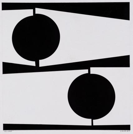 La obra en blanco y negro de Manuel Calvo podrá verse en la Galería José de la Mano
