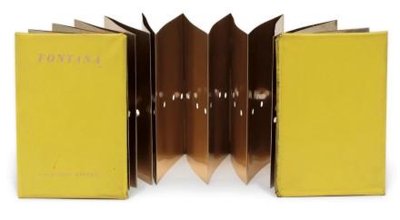 ¿Qué es un libro de artista?. Fotografías: © Archivo Lafuente.
