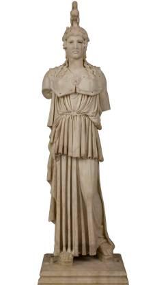Atenea Partenos. Museo Nacional del Prado