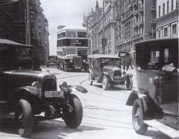 La Gran Vía en los años 30