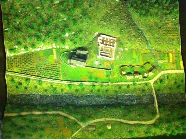 El monasterio en su fundación