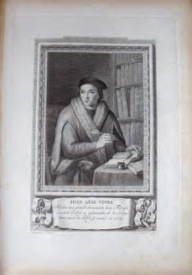 Retrato españoles ilustres, 1781. Calcografía Nacional, Madrid