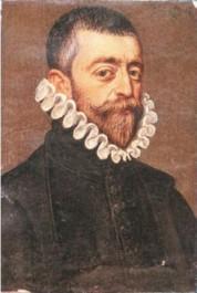 Felipe de Liaño: Cristóbal Mosquera de Figueroa, 1587. Colección Eduardo Jiménez Carlé.
