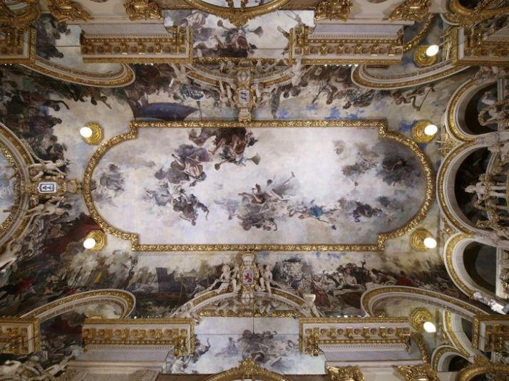 Salón de Baile. Foto Museo Cerralbo.