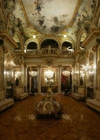Vista general del Salón de Baile. Foto Museo Cerralbo.