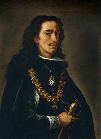 Anónimo: Juan José de Austria. Museo Nacional del Prado, Madrid.