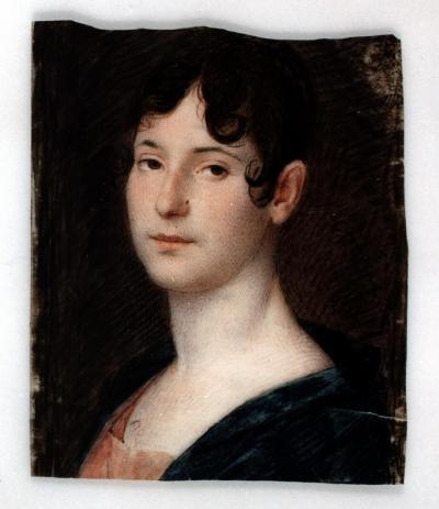 Guillermo Ducker, atribuido: Josefa de Tudó Cathalán Alemani, condesa de Castillofiel, ca. 1805. Museo Lázaro Galdiano, Madrid