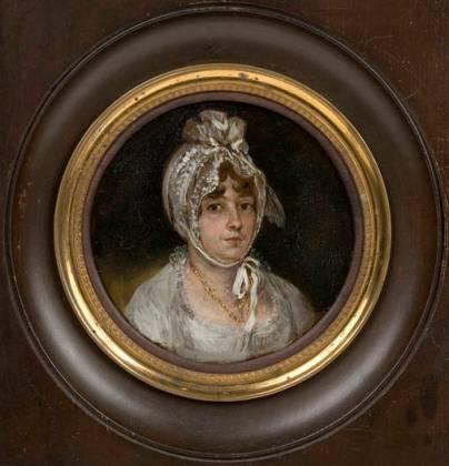 Francisco de Goya: Juana Galarza de Goicoechea, 1805. Museo Nacional del Prado, Madrid