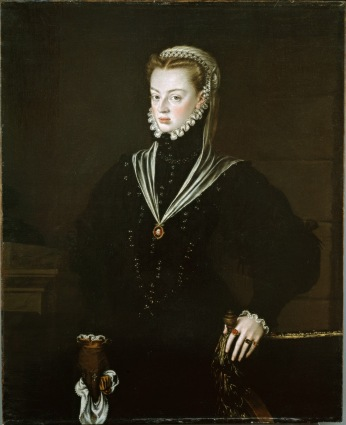Rolan Moys: Juana de Portugal, 1559. Museo de Bellas Artes de Bilbao.