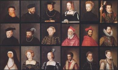 Colección de miniaturas de María de Portugal, 1565. Galleria Nazionale di Parma.