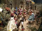 Cortejo de los Reyes del Belén de los Duques de Cardona.
