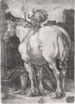 """Alberto Durero: """"Caballo grande"""", 1505."""