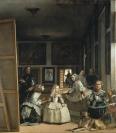 Diego Velázquez: Las Meninas. Museo Nacional del Prado, Madrid. Procedente de la colección de Felipe IV.
