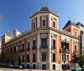 Vista exterior del Museo Cerralbo.