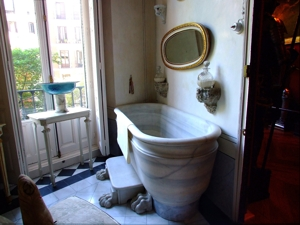 Sala del baño. Museo Cerralbo, Madrid.