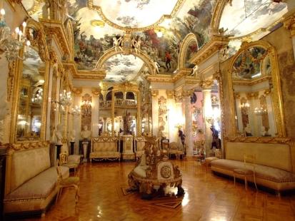 La exquisitez del xix el museo cerralbo investigart for Battlefield 1 salon de baile