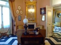 Vista de la Salita rosa del Museo Cerralbo.