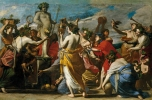 Massimo Stanzione: Sacrificio de Baco. Museo Nacional del Prado, Madrid.