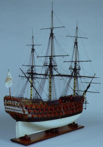 Modelo navío