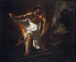 Francisco Zurbarán: Muerte de Hércules. Museo Nacional del Prado, Madrid.