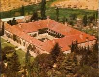Vista aérea del Quejigal.