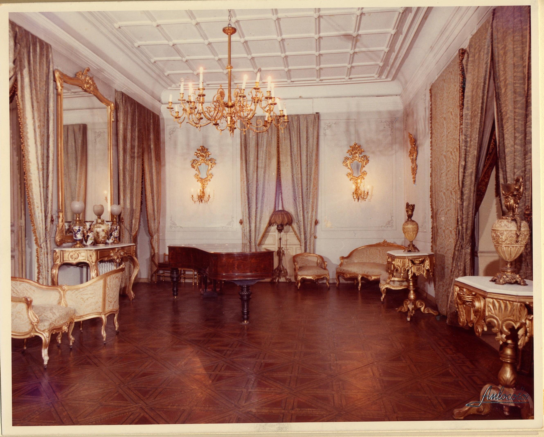 Antiguo sal n de baile ca 1975 investigart - Salones antiguos ...