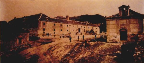 Vista del Quejigal en 1928.