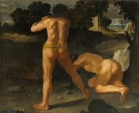 Francisco Zurbarán: Hércules vence al rey Gerión. Museo Nacional del Prado, Madrid.