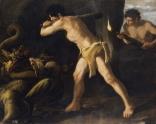 Francisco Zurbarán: Hércules y la hidra de Lerna. Museo Nacional del Prado, Madrid.