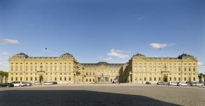 Palacio de Wurzburgo, Alemania.