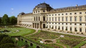 Palalcio de Wurzburgo, Alemania.