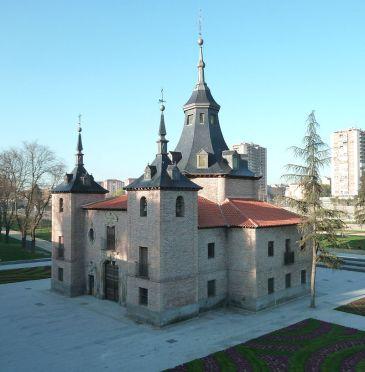 Ermita de la Virgen del Puerto, Madrid.