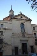 Exterior del Real Monasterio de San Isabel. Foto Jesús C.V.