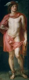 Pedro Pablo Rubens: Mercurio. Madrid, Museo Nacional del Prado.