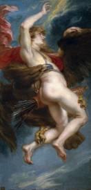 Pedro Pablo Rubens: Rapto de Ganímedes. Madrid, Museo Nacional del Prado.