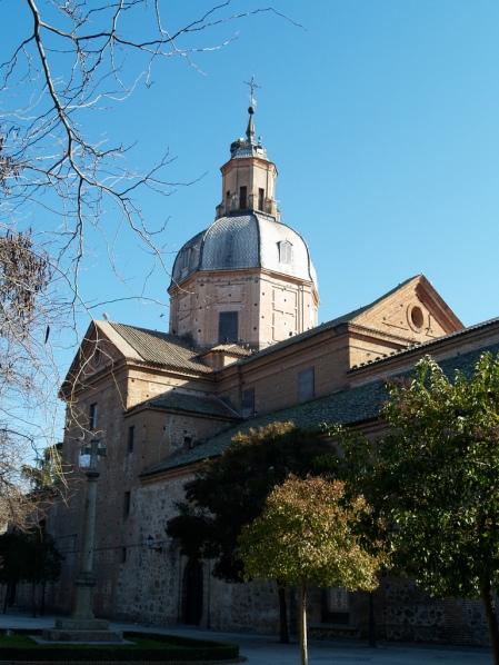 Cúpula de la Ermita del Prado, Talavera de la Reina.