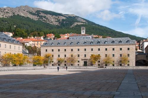 Vista de la Tercera Casa de Oficios.
