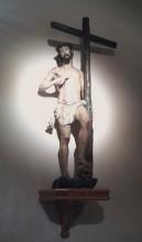 Anónimo: Cristo de los Dolores. San Jerónimo el Real, Madrid.