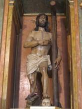 Anónimo: Cristo de los Dolores. Capilla de la Virgen de la Soledad de Parla.